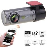 Dash Cam Mini WIFI Car DVR Camera Digital Registrar Video Recorder DashCam Auto Camcorder Wireless DVR APP Monitor Car Black Box