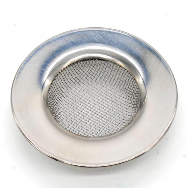 Incroyable Stainless Steel Bathtub Hair Catcher Stopper Shower Drain Hole Filter Trap  Metal Sink Strainer