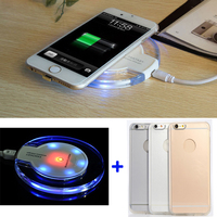 Qi Wireless Charging Case Receiver For Apple IPhone 6 6s Wireless Charger Pad For IPhone 6