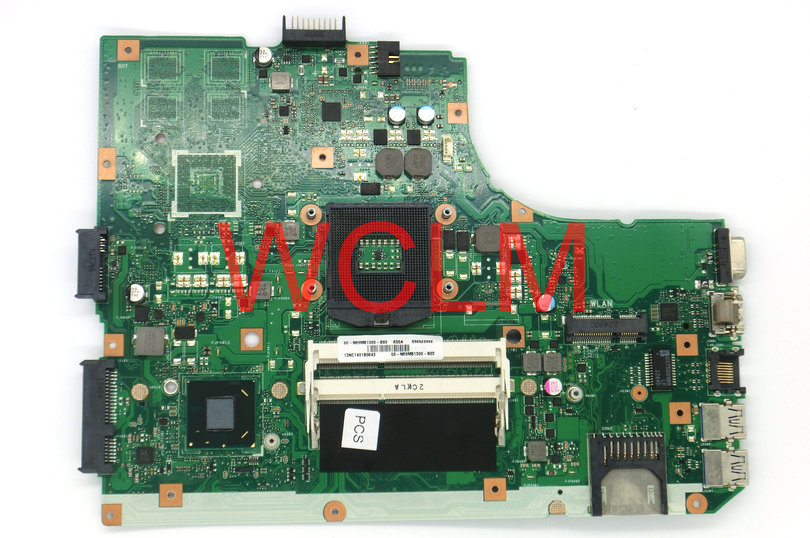 free shipping NEW brand original K55V A55V R500V K55A K55VD motherboard MAIN BOARD REV 3.1 60-N89MB1300-B03 100% Tested original c670 c675 motherboard h000033480 bs r tk r main board 08na 0na1j00 50