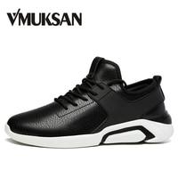 VMUKSAN Brand New Shoes Men Big Size 39 48 Mens Shoes Casual Sneakers Fashion Designer Shoes