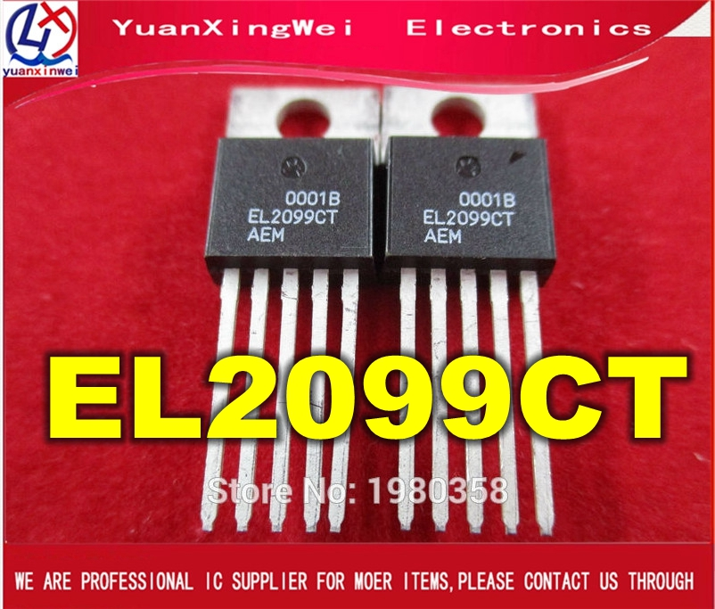 1 PCS EL2099CT EL2099 TO-220-5