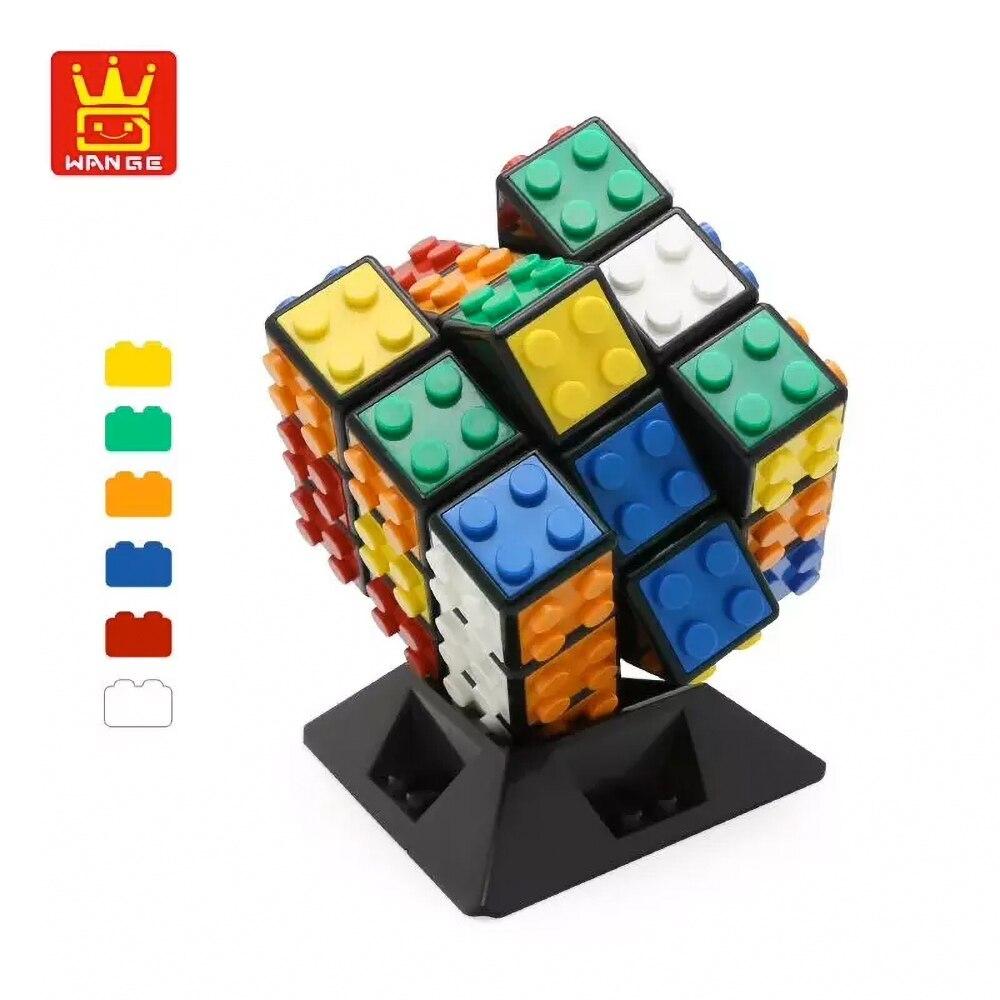 Fit  Creators Series Blocks Magico Cube Professional 3x3x3 Classical Educational Building Blocks Toys For Children Gift