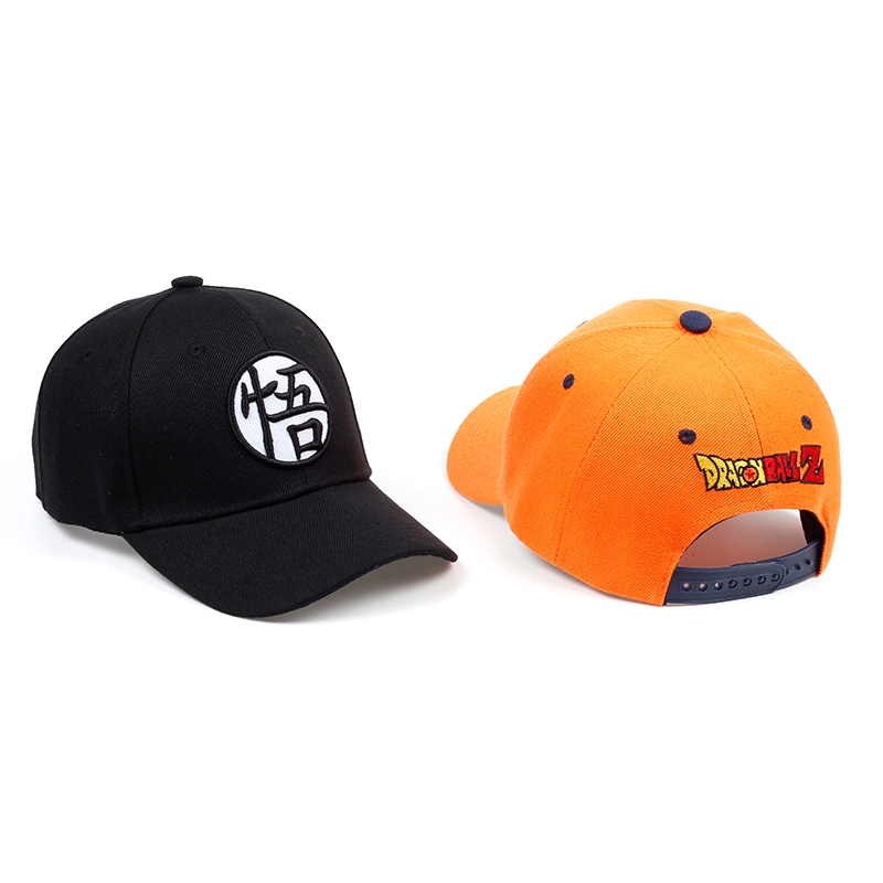 HTB12w05sXuWBuNjSszbq6AS7FXa2 - new High Quality Cotton Dragon Ball Z Goku Baseball Caps Hats For Men Women Anime Dragonball Adjustable HipHop Snapback cap