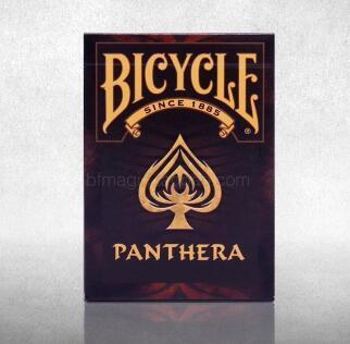 Bicycle Panthera playing cards magic tricks magic props