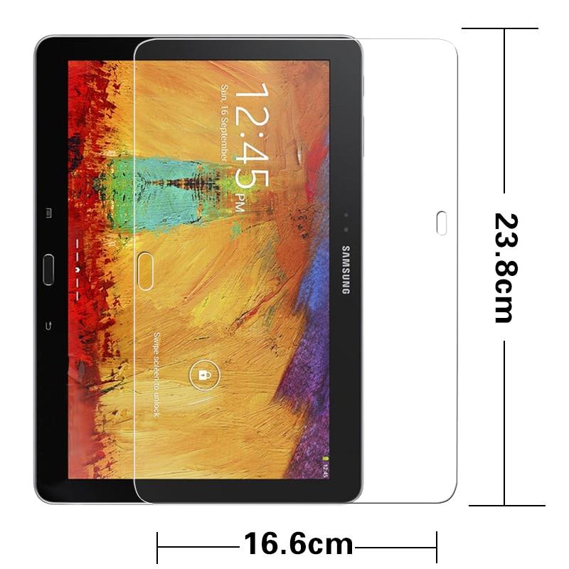 "Premium kaca tempered film Untuk Samsung Galaxy Tab Pro T520 T521 T525 10.1 ""tablet pc anti-pecah LCD Screen Protector Film"