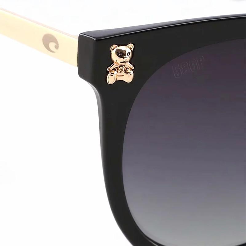 Brand Design New Polarized Cat Eye Sunglasses Women TAC Lens Ladies Sun Glasses For Women Shades Female Eyeglasses Oculos CE