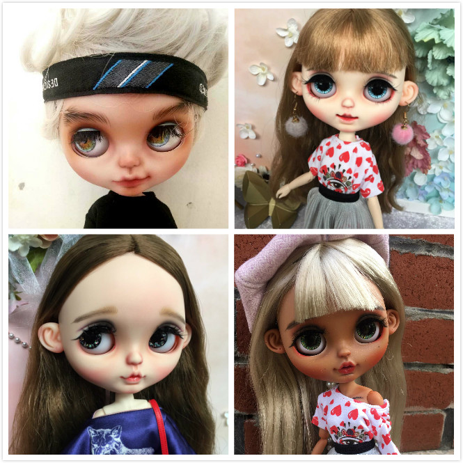 Blyth girl Customized doll NO KCF 7