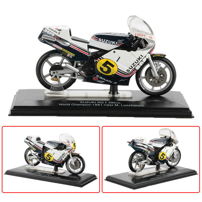 1:22 модель мотоцикла из сплава игрушка гоночный двигатель чемпион мира Спорт Мотоцикл GT Norge califoria 850 коллекционная машинка игрушки для детей