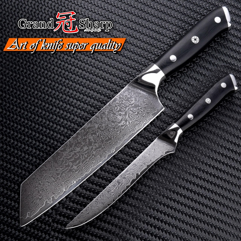 Industrial Kitchen Knives: Aliexpress.com : Buy Kitchen Knife Set 2 Pcs Vg10 Japanese
