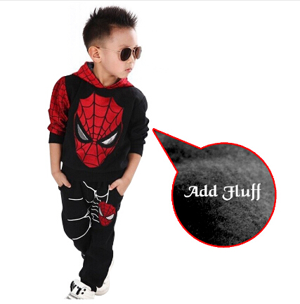 On Sale Boys Clothing Set,Kids Sport Cartoon Cotton Clothes Suit,Boys Clothes Sweater+Pants 2pcs Clothing Set,Kids Set