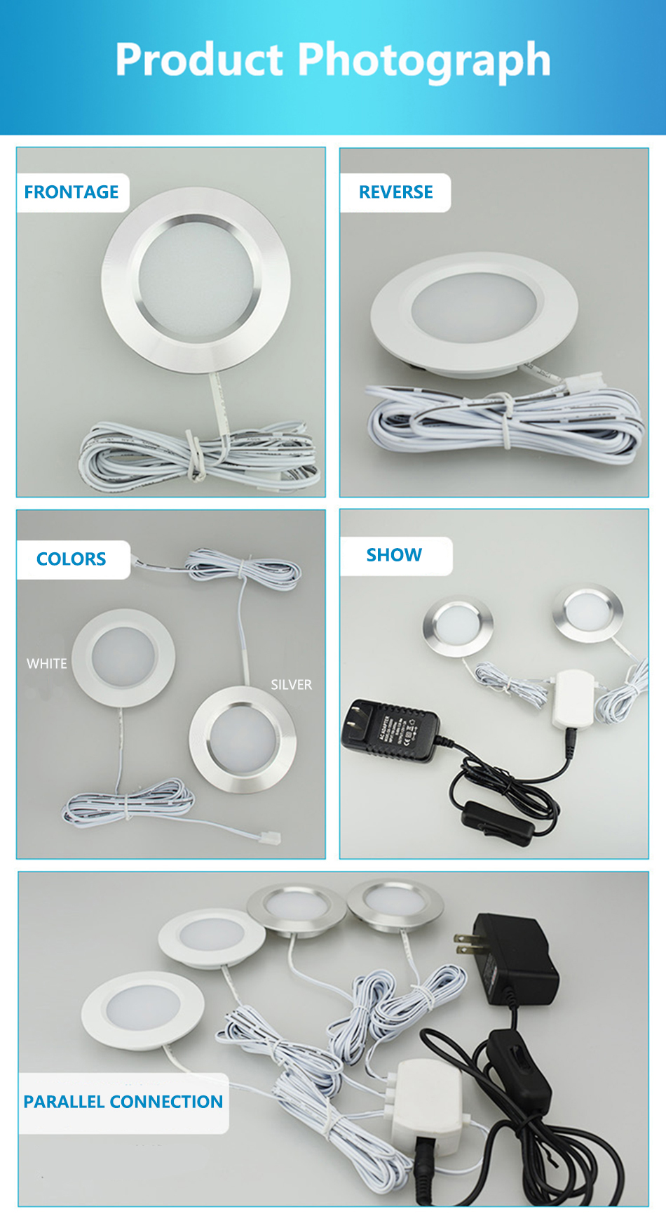 3W under cabinet lamp4