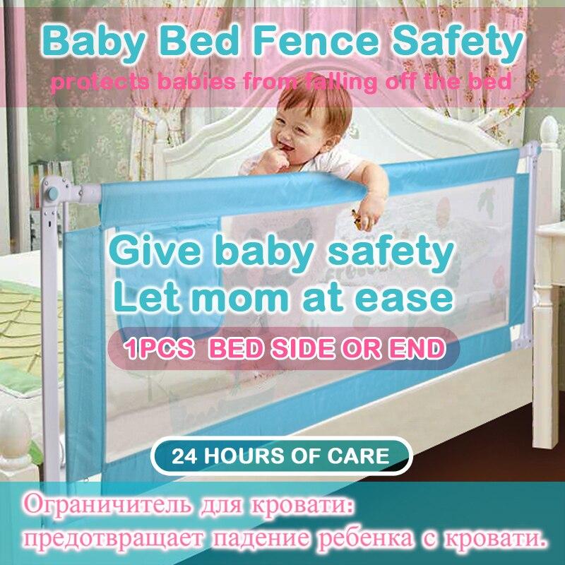 1 Pcs Baby Bett Zaun Für Nacht Oder Bedend Kind Barriere Für Kleinkind Leitplanke Sicher Kinder Laufstall Für Bett Krippe Schiene Sicherheit Zaun