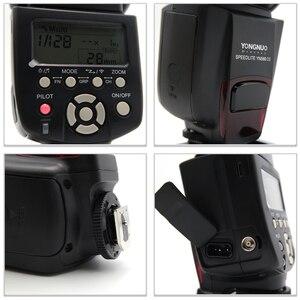 Image 3 - YONGNUO YN560III YN560 III YN560 III Flash sans fil Speedlite pour Canon Nikon Olympus Pentax Fuji Sony appareil photo reflex numérique