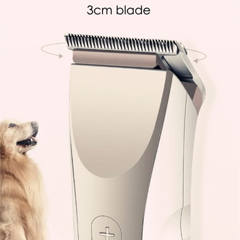 Codos Professional Rechargeable Pet Hair Trimmer 1