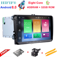 IPS New 9 Octa Core PX5 4GB Android Car Radio Audio Stereo For Volkswagen VW PASSAT CC GPS Navigation Tape Recorder Head Unit