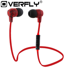 Sports Bluetooth Earphone Mini V4.0 Wireless Crack Headphone Earbuds Hand Free Headset Universal for Samsung iPhone 7 Xiaomi LG