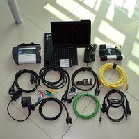 2in1 инструменту диагностики mb star c4 для bmw icom следующий + ноутбук x201t (i7 4G) с программным обеспечением 1 ТБ ssd экспертный режим полный готов к рабо