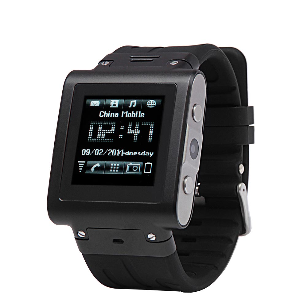 2018 Lastest Unlock GSM Watch IP67 Waterproof SKW838 Smart Watch Phone Support SIM Card JAVA Bluetooth 1.5'' Touch Screen Camera