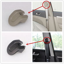 Car safety belt upper fixed screw cap for Geely Emgrand 7 EC7 EC715 EC718 Emgrand7 E7,EC7-RV EC715-RV EC718-RV EC-HB
