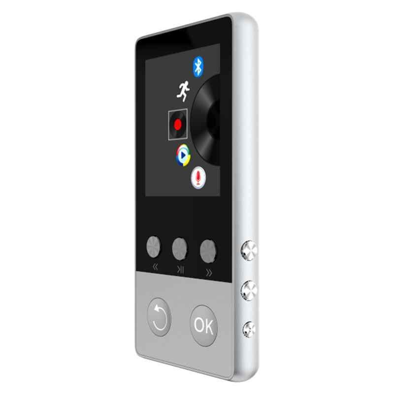 Без потерь HI FI MP3 плеер 4 ГБ 8 ГБ 16 ГБ с fm-радио, часы для чтения электронных книг портативный цифровой музыкальный проигрыватель аудио Lecteur MP 3