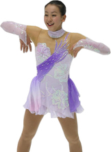 Green Monday 2017  Sale purple ice skating attire ladies scorching sale determine skating costume for ladies customized clothes to determine free delivery