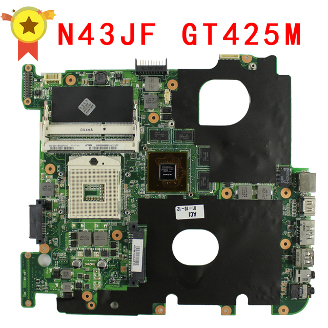 Driver for Asus N43Jf Intel VGA