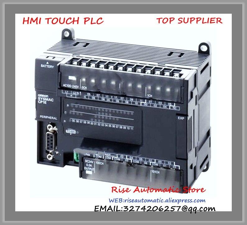 CPU AC100-240V input 8 point relay output 6 point New Original CP1E-E14SDR-A PLC new original programmable logic controller vb0 14mr d plc 24vdc 8 point input 6 point output main unit