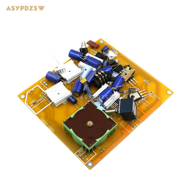 NX-03 headphone power amplifier Clone RudiStor NX03 DIY Kit with two gold-plated headphone jack