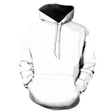 3D Custom picture Men Women Hooded Fashion Tracksuits Jackets Sweatshirts Long sleeve pullover 2019 New clothing