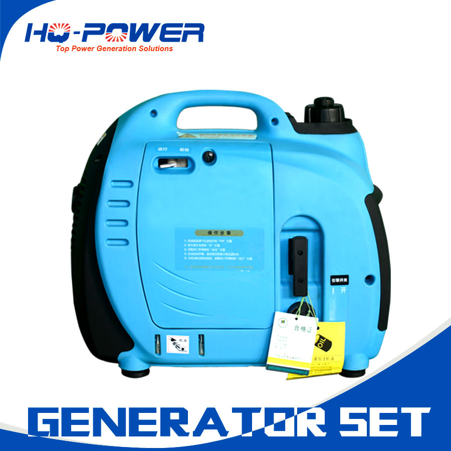 220v portable 1000w gasoline generator inverter generating