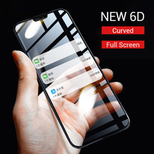 6D Curved Edge Protective Glass For Oneplus 7 Pro 6T 5T 5 Tempered Glass Screen Protector For One Plus 7 Pro 6 5 5T Film Glass gt1055 qsbd got1000 touch glass panel protective film 5 7 compatible