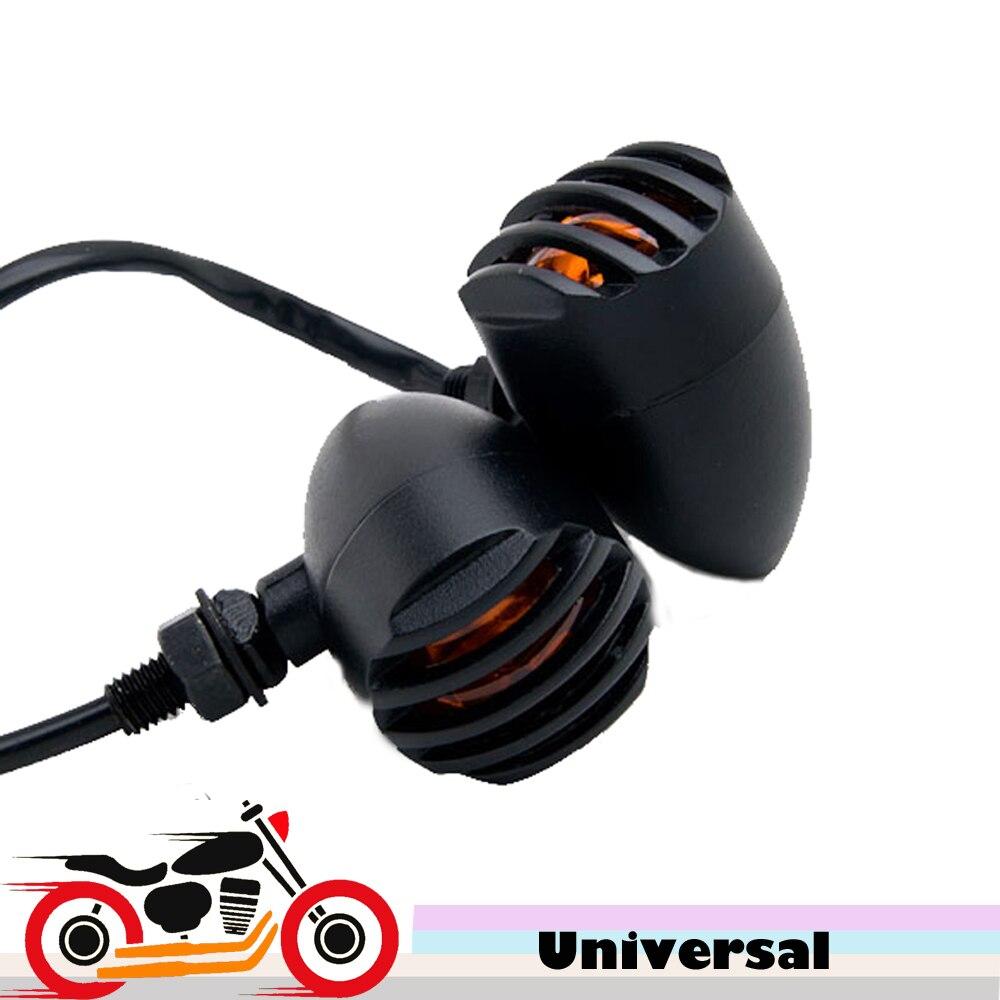 12 v Motorfiets Richtingaanwijzers Lichten Universele Indicator Lamp - Motoraccessoires en onderdelen