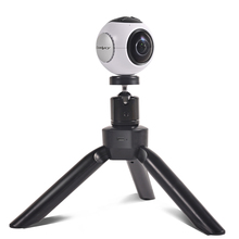 CCTHOOK  Mini HD Panoramic 360 Camera Wide Dual Angle Fish Eye Lens VR Video Camera for Smartphone Type-c USB Sport & Action Cam