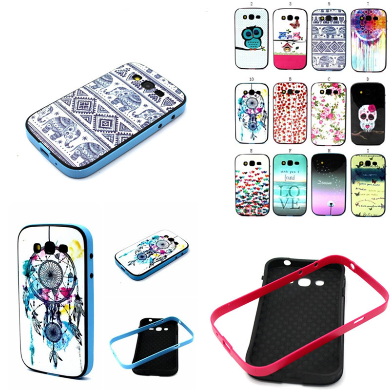 YT Luxury Fashion TPU Case Cover Samsung Galaxy Grand Neo I9060 i9062 Duos i9082 GT-i9082 I9080 - Xinjie Co., Ltd 2nd Shop store