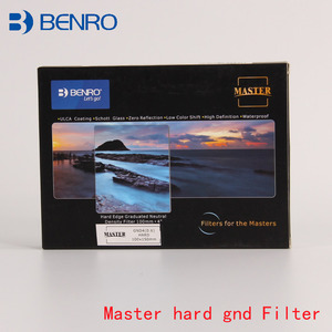 Image 3 - Benro Master 100x150mm Square Filter Hard gnd4 gnd8 gnd16  Insert GND0.9 Ultra Double Nano Optical Glass Coating Filters