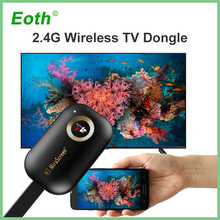tv stick Mirascreen G9 Plus 5G 4K Wireless for HDMI Android fire airplay netflix Miracast Wifi Dongle mirror