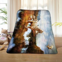 P#116 Custom Horse#25 Home Decoration Bedroom Supplies Soft Blanket size 58×80,50X60,40X50inch SQ01016@H+116