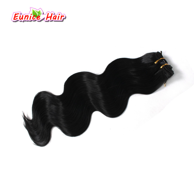 Крючком волос Синтетический объемная волна 16 волос 18 20 дюймов бразильский объемная волна синтетических пряди волос euncie