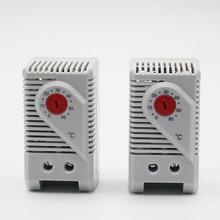 Компактный нормально закрытый NC механический терморегулятор Stego термостат KTO011 KTO 011(0~ 60 градусов