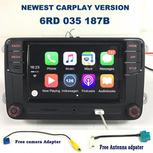 6RD 035 187B Desai Carplay RCD330 330G Plus 6 5 MIB font b Radio b font