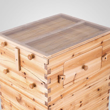 Natural wood New Ultra Simple Beehive Top Quality Natural Wood