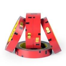 3M двухсторонняя акриловая пена клейкая лента выбрать широкий