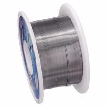 цена на Good Solderability Tin Lead Rosin Core Solder Wire 0.3mm 63/37 2.0% Welding Iron Line Reel Soldering Wire
