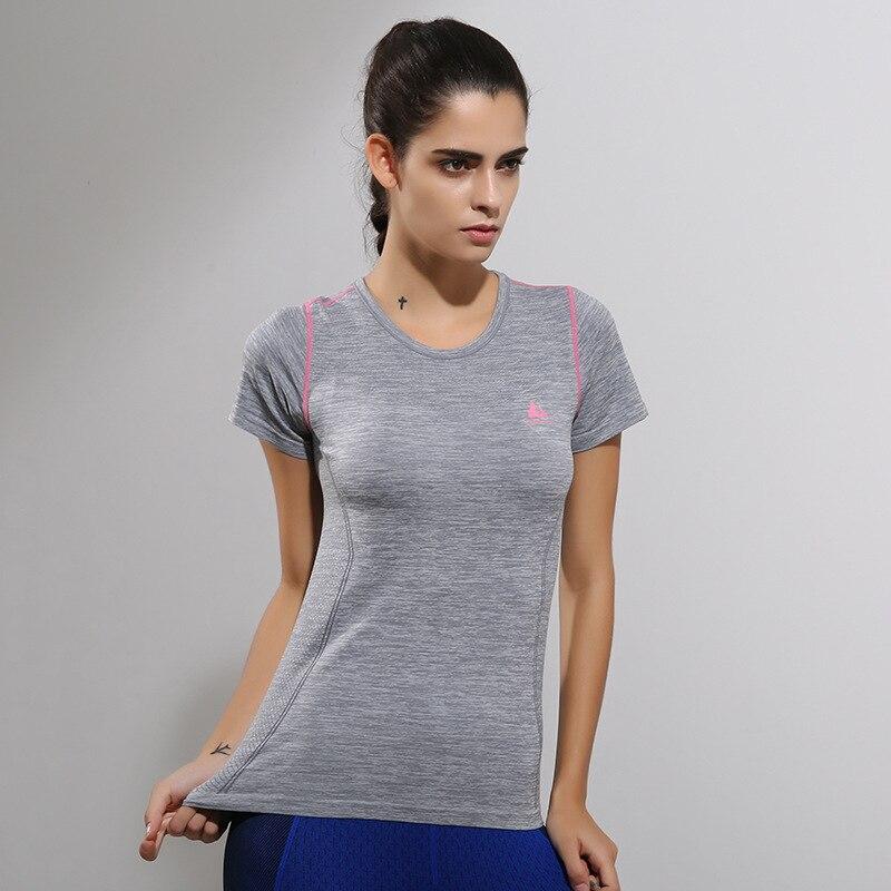 Women/'s ELLE Sport Fitness//Gym T-shirt ES3118 jaune//bleu//corail//rose 60/% de réduction!