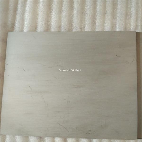 3 мм титановая пластина