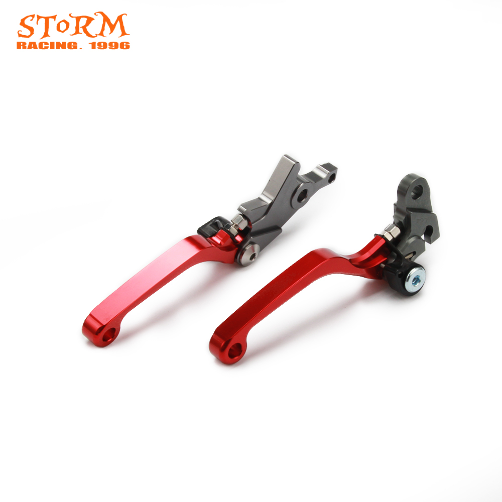 CNC Pivot Dirt Foldable Bike Brake Clutch Levers For HONDA CRF250L CRF250M CRF 250L 250M 250 L M CRF250L/M 2013 2014 2015 Billet cnc pivot brake clutch levers for honda crf250r crf450r 07 15 crf motocross enduro supermoto dirt bike racing offroad motorcycle