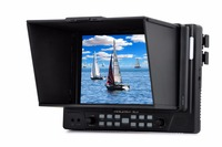 MustHD 7 inch 1920x1200 Full HD HDMI On camera Field Broadcast Director Video Monitor for Professional Videographers