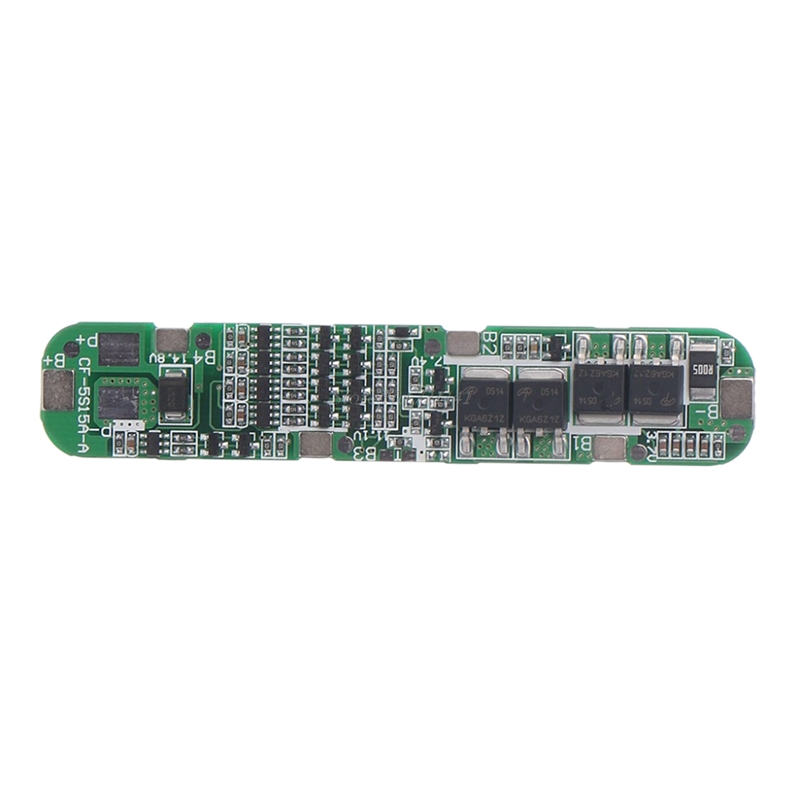 5S 15A 18.5V Li-Ion Lithium 18650 Battery Charger Protection Board Bms Pcb Cell Module For Solar/Illumination