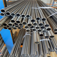 Seamless titanium tube titanium pipe 5mm*0.5mm*1000mm ,10pcs free shipping,Paypal is available